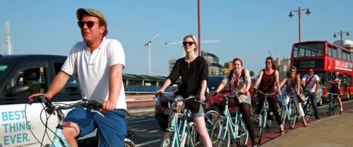 londen-fietstour-groep